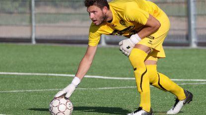 """Brandon Vanderbeken (FC Gullegem): """"Twee goede keepers voor één plaats"""""""