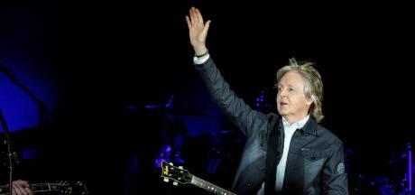 Paul McCartney treedt in mei op in Goffertpark