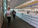 Urban Run 2018: hardlopen langs de Ireen Wüst ijsbaan.