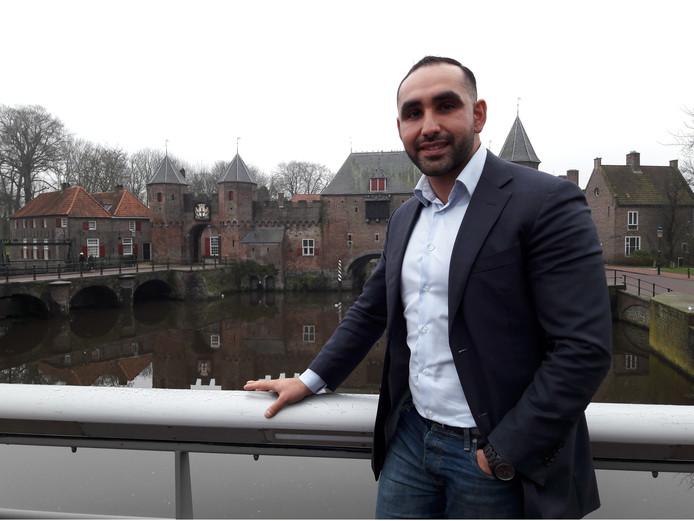Tahsin Bülbül gaat op voor Denk in de Amerfoortse gemeenteraad.