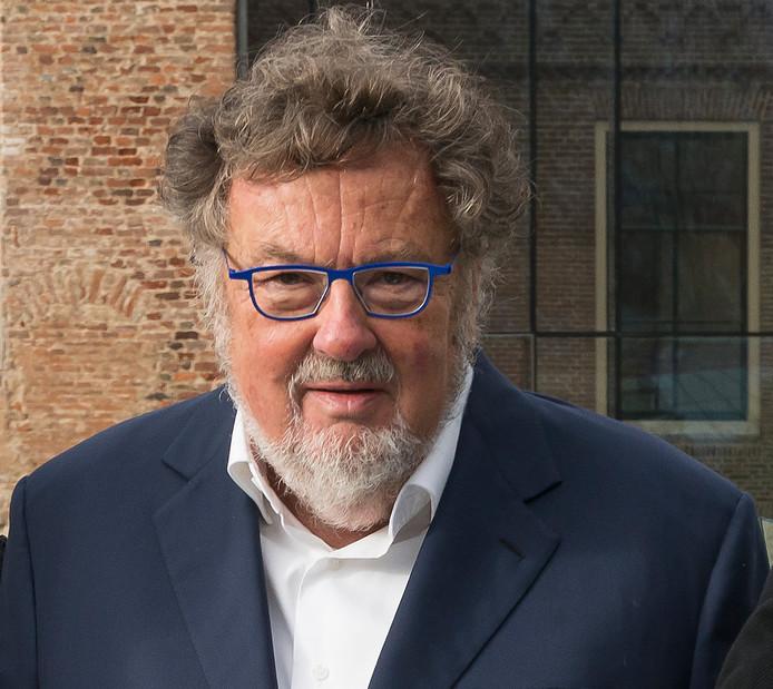 Hans Melchers uit Vorden is de rijkste Nederlander uit deze regio.