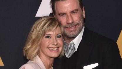 John Travolta en Olivia Newton-John kunnen elkaar nog steeds niet loslaten sinds 'Grease'