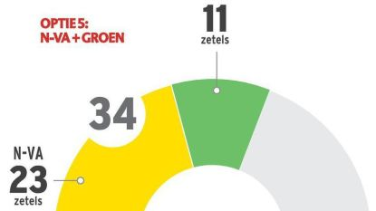 """""""Deel van achterban Groen wil in coalitie"""""""