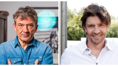 """Koen Wauters en Bart Peeters maken zich zorgen om de coronacrisis: """"Er zijn veel artiesten die nu dieper in de shit zitten dan wij"""""""