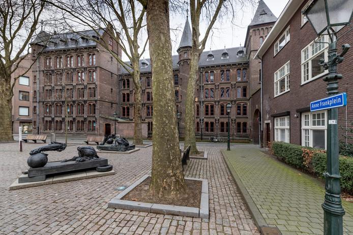 Anne Frankplein in Den Bosch