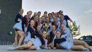 Het KU Leuven Cheer Team pakt goud op Belgisch kampioenschap