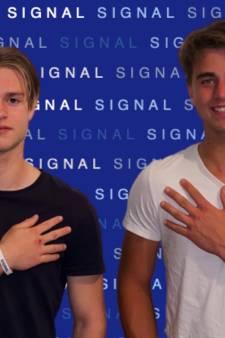 Helmondse broers zamelen geld in voor coronahulp met armbandjes die voor bewustzijn zorgen