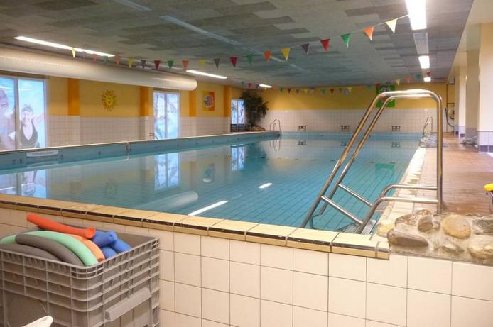 Zwembad Akwamarijn in Zaltbommel heeft te kampen met een technische storing.