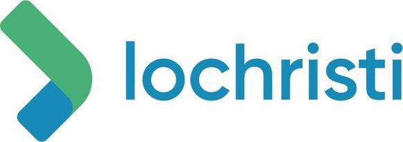 Het nieuwe logo van Lochristi.