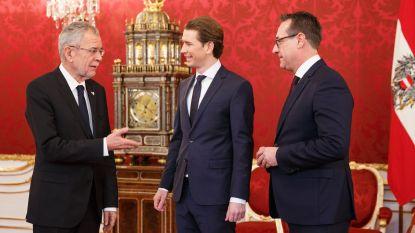 Extreemrechtse FPÖ krijgt belangrijke ministersposten