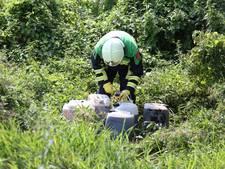 Politie doet onderzoek naar gedumpt drugsafval in Enter
