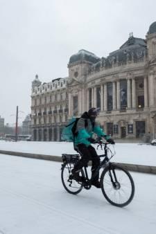 Eerste sneeuwval: 146 ton zout en 28.000 liter pekel houden Antwerpse straten relatief sneeuwvrij