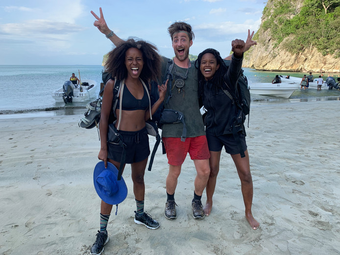 De finalisten van Expeditie Robinson