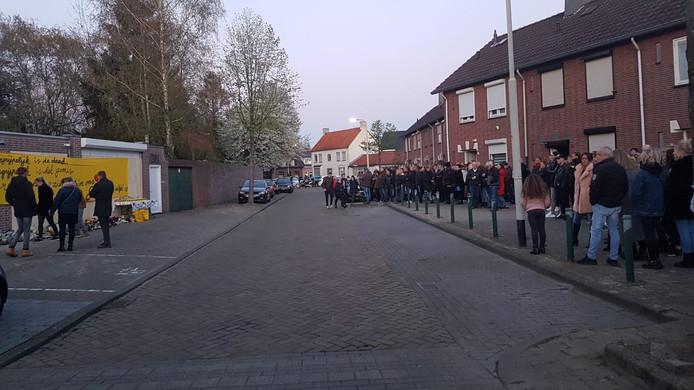 Herdenking Ger van Zundert in Breda