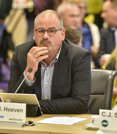 Wijnand van der Hoeven lijsttrekker ChristenUnie in Altena