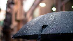 Code geel: KMI waarschuwt voor hevige regen