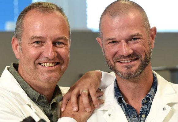 Onderzoekers Wim en Tom Vanden Berghe, broers met Ruiseleedse roots, komen hun werk toelichten in Ruiselede