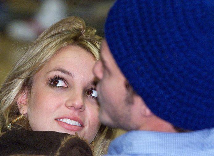 Britney Spears in een Insta-post van dit voorjaar.
