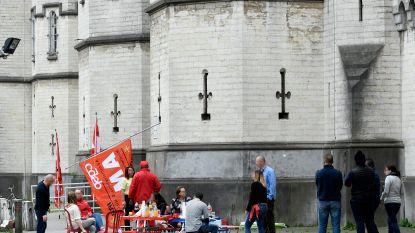 Acties in Vlaamse gevangenissen gaan zesde dag in: slechts 27 procent van personeel aanwezig