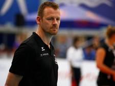 Groothuis komende twee jaar coach volleybalsters Zwolle