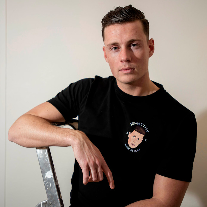 Matthy van Empel alias DJ JeMatthy
