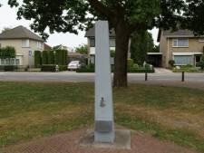 Nieuw monument voor verongelukte oorlogsvlieger Pierre van Boxtel in Kaatsheuvel
