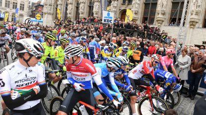 VIDEO. Na drukbezochte start in Leuven wint Mathieu van der Poel de Brabantse Pijl op indrukwekkende wijze