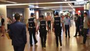 """Verdachte geschriften gevonden op toilet luchthaven van Zaventem: """"Geen indicatie van gevaar"""""""