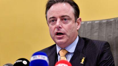 """De Wever blijft burgemeester van Antwerpen tot na de verkiezingen: """"Tot wanneer de kiezer anders beslist"""""""