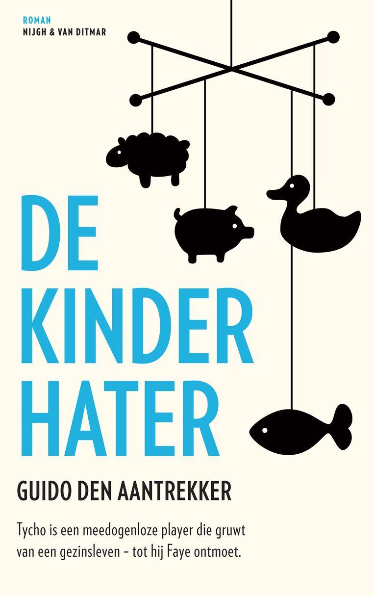 Debuutroman van Guido den Aantrekker. Beeld .