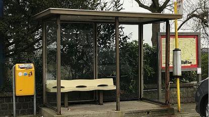 Bushalte 'Waanrode Kerk' wordt vernieuwd