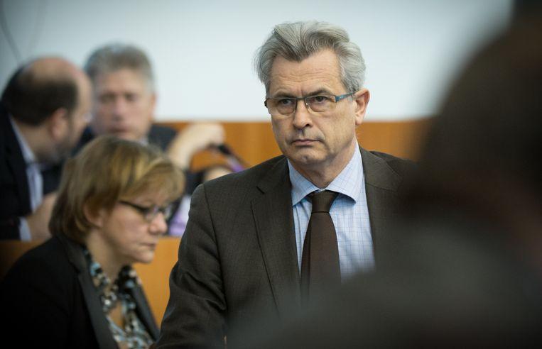 De Schaarbeekse burgemeester Bernard Clerfayt.