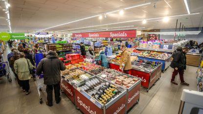 Na 10 maanden: Aldi langs Sint-Pieterskaai weer open