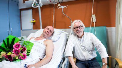 Eric Vlaminck stelt nieuwste roman voor in Tongers ziekenhuis Vesalius