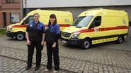 Minder nachtlawaai dankzij stille ambulances