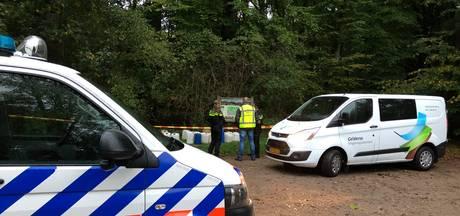 Weer vaten met vermoedelijk drugsafval gevonden in omgeving Arnhem