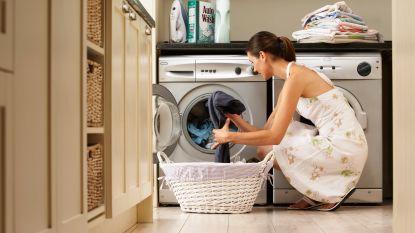 Wasmachine verspreidt resistente bacteriën