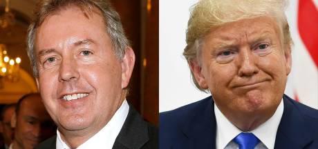 Ambassadeur die na kritiek op Trump opstapte, <br>krijgt dankzij May plek in Brits Hogerhuis