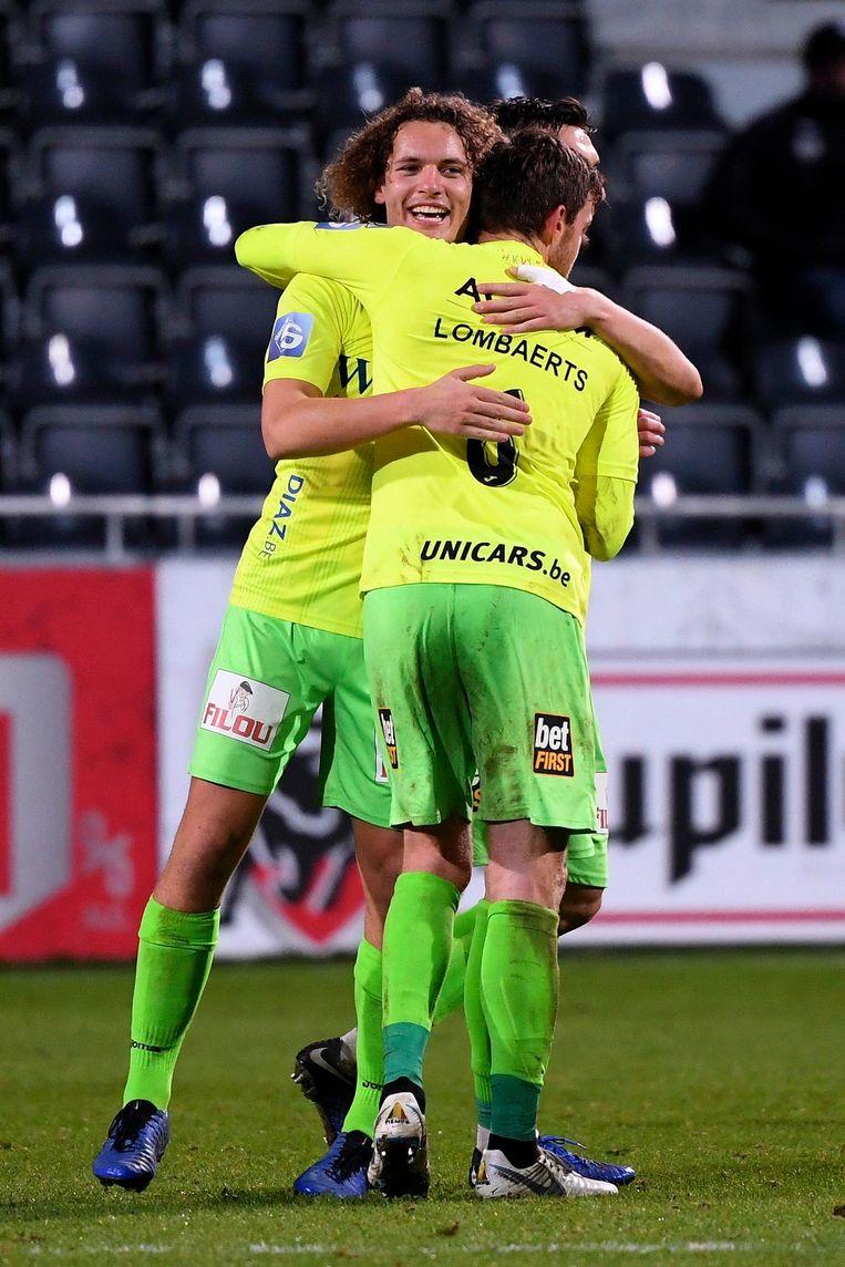 Straks vieren Wout Faes en Nicolas Lombaerts kerst met de fans.