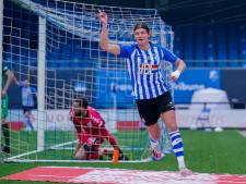 Pijnlijke uitglijder De Graafschap in Eindhoven door doelpunt in blessuretijd