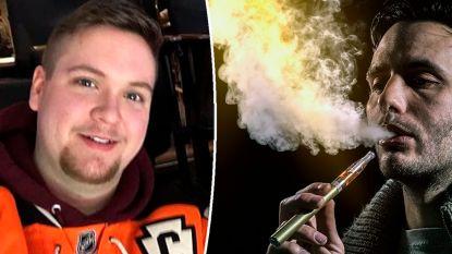 Jonge Amerikaan (19) met vape-verslaving in coma