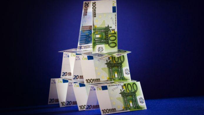 Het beleggingsfonds was een zogenaamd piramidespel.