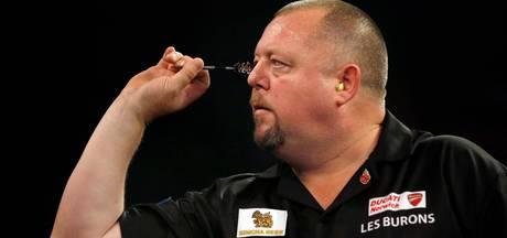 LIVE: Thornton leidt weer tegen Dolan, rugproblemen nekken King