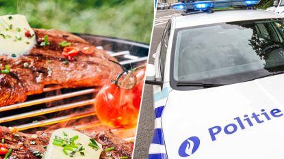 Drie agenten van federale politie betrapt op dronkenschap én barbecueën tijdens grenscontrole