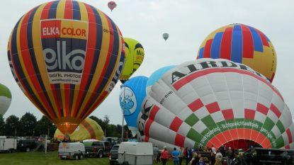 """""""Ballonnen lucht in? Kans erg groot"""""""