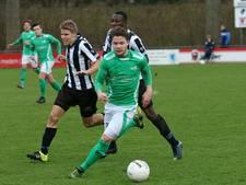 Nipte nederlaag voor HSC'21 in Utrecht