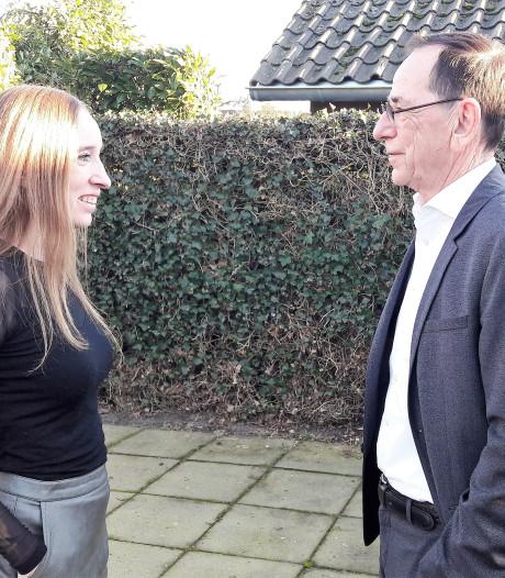 Zo vader, zo dochter: Jan en Kiki Brekelmans samen in het gemeentebestuur van Loon op Zand