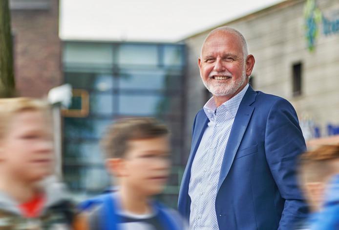 Bart Schoemaker, bestuursvoorzitter van Kiem