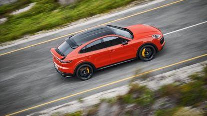 Videotest Porsche Cayenne Coupé: stijlbreuk