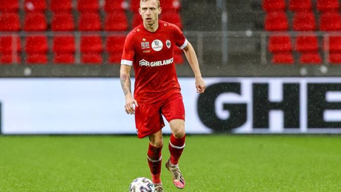 De Laet en Antwerp zijn eruit: verdediger tekent morgen bij tot eind 2023